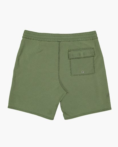 1 All Day Overdye Pro Boardshorts Green 9591428 Billabong