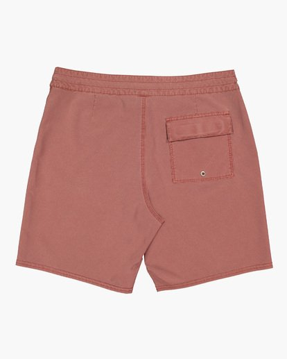 1 All Day Overdye Pro Boardshorts Pink 9591428 Billabong