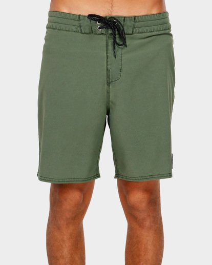 2 All Day Overdye Pro Boardshorts Green 9591428 Billabong