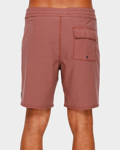 4 All Day Overdye Pro Boardshorts Pink 9591428 Billabong
