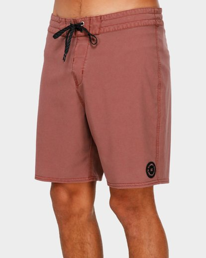 3 All Day Overdye Pro Boardshorts Pink 9591428 Billabong