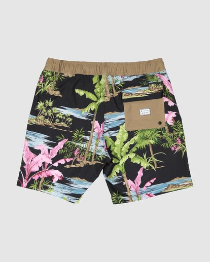 1 Sundays Layback Boardshort Blue 9591435X Billabong