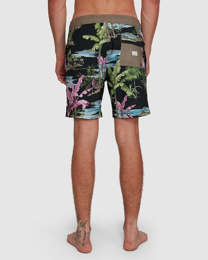 10 Sundays Layback Boardshort Blue 9591435X Billabong