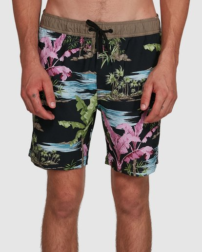 5 Sundays Layback Boardshort Blue 9591435X Billabong