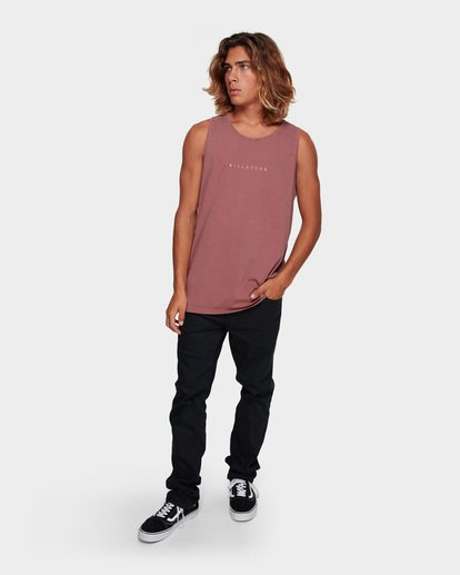 5 WORDSMITH TANK Pink 9591501 Billabong