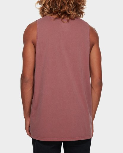 3 WORDSMITH TANK Pink 9591501 Billabong