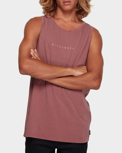 1 WORDSMITH TANK Pink 9591501 Billabong