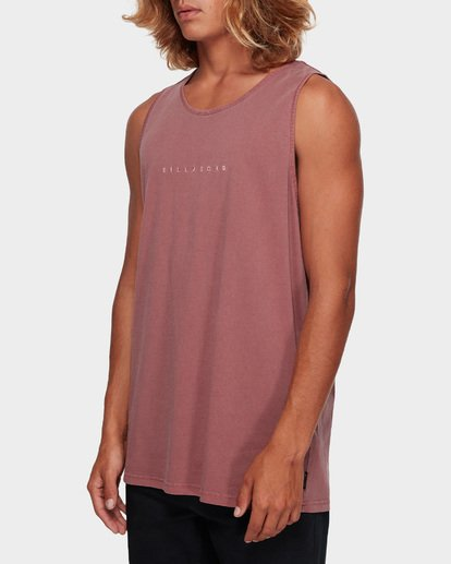 2 WORDSMITH TANK Pink 9591501 Billabong