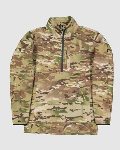 8 Boundary Pullover Hoodie Camo 9591611M Billabong