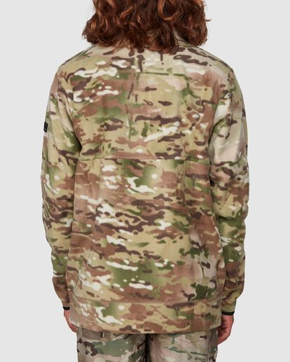 3 Boundary Pullover Hoodie Camo 9591611M Billabong