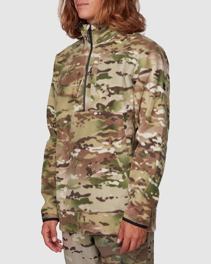 1 Boundary Pullover Hoodie Camo 9591611M Billabong