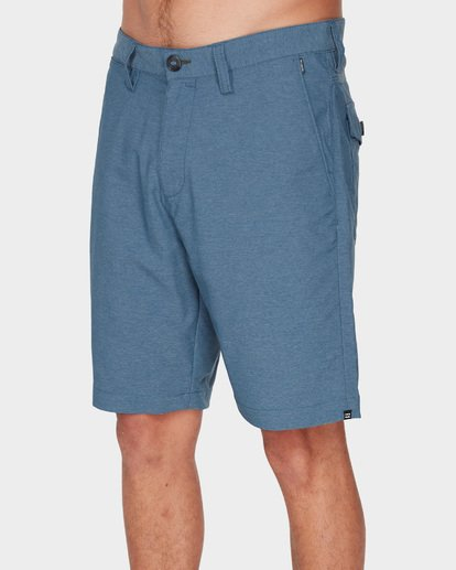3 SURFTREK WICK SHORTS Blue 9591701 Billabong