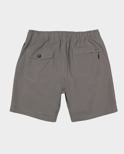1 SURFTREK PERF ELASTIC SHORTS Grey 9591717 Billabong