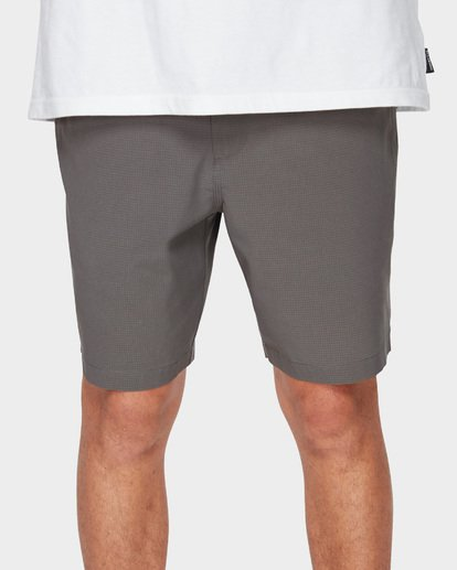 5 SURFTREK PERF ELASTIC SHORTS Grey 9591717 Billabong