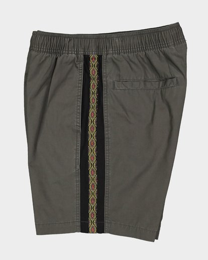 2 DBAH LARRY LAYBACK SHORTS Black 9591722 Billabong
