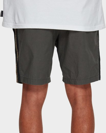 8 DBAH LARRY LAYBACK SHORTS Black 9591722 Billabong