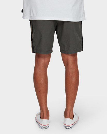 11 DBAH LARRY LAYBACK SHORTS Black 9591722 Billabong