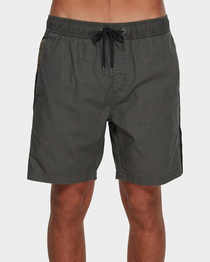 3 DBAH LARRY LAYBACK SHORTS Black 9591722 Billabong