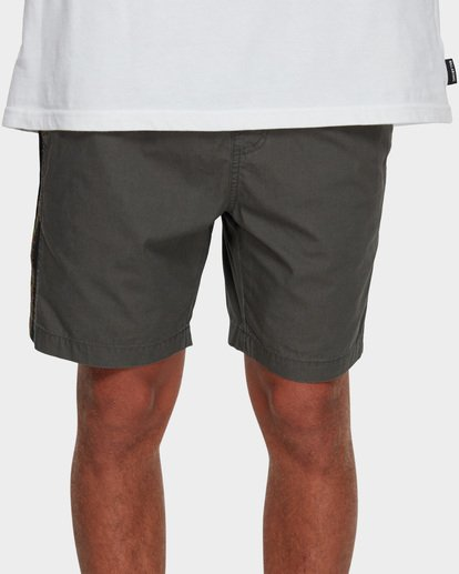 6 DBAH LARRY LAYBACK SHORTS Black 9591722 Billabong