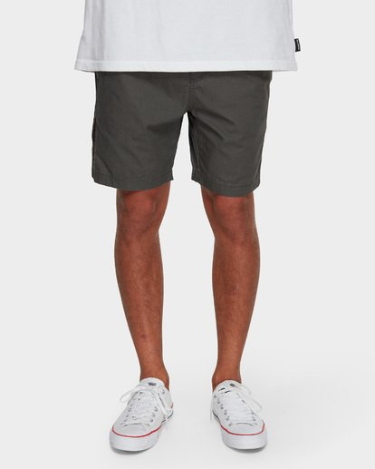 9 DBAH LARRY LAYBACK SHORTS Black 9591722 Billabong