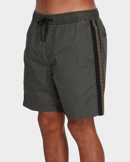 4 DBAH LARRY LAYBACK SHORTS Black 9591722 Billabong