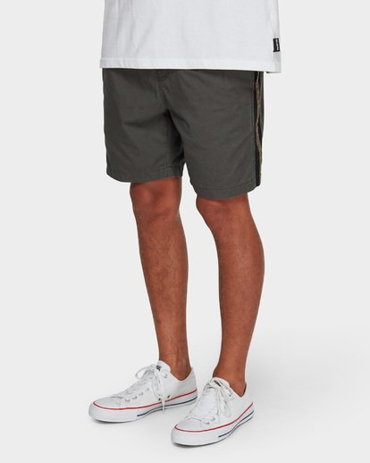 10 DBAH LARRY LAYBACK SHORTS Black 9591722 Billabong