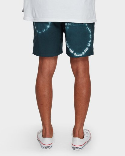10 Mario 73 Stretch Walkshorts Blue 9591724 Billabong