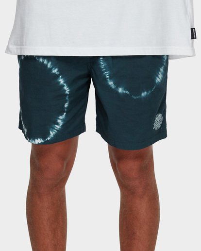 5 Mario 73 Stretch Walkshorts Blue 9591724 Billabong