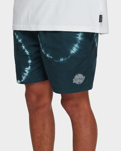 6 Mario 73 Stretch Walkshorts Blue 9591724 Billabong