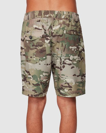 2 SURFTREK MULTICAM WALKSHORT Camo 9591732M Billabong