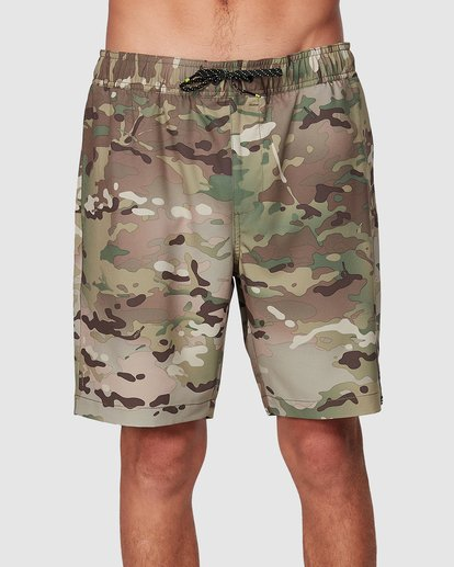 0 SURFTREK MULTICAM WALKSHORT Camo 9591732M Billabong