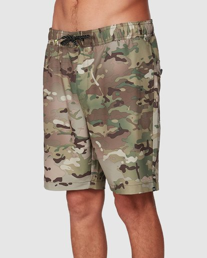 1 SURFTREK MULTICAM WALKSHORT Camo 9591732M Billabong