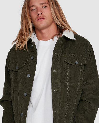 4 Barlow Trucker Green 9591911X Billabong