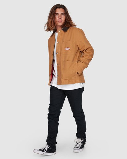 7 97 Ranch Jacket  9591912X Billabong