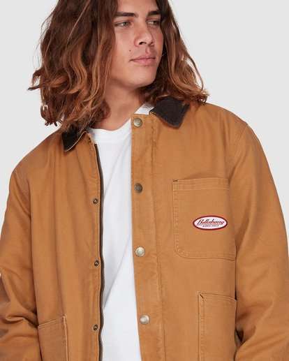 4 97 Ranch Jacket  9591912X Billabong