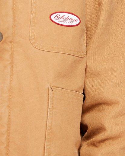 5 97 RANCH JACKET Brown 9591912X Billabong