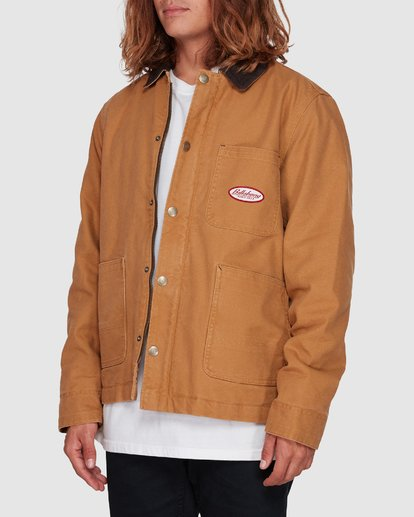 2 97 Ranch Jacket  9591912X Billabong
