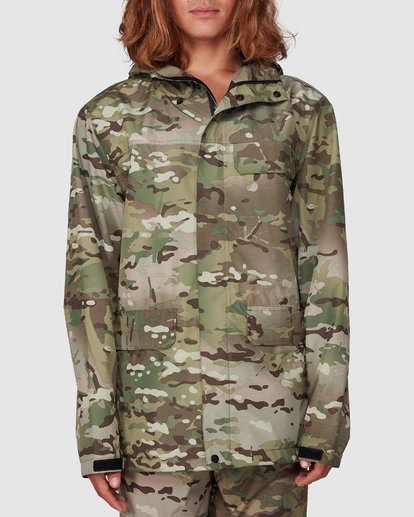 4 SURFTREK 10K MULTICAM Camo 9591916M Billabong