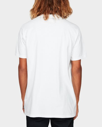 2 Blocked Tee White 9592010 Billabong