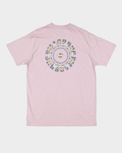 4 HOME GOAL TEE Pink 9592022 Billabong