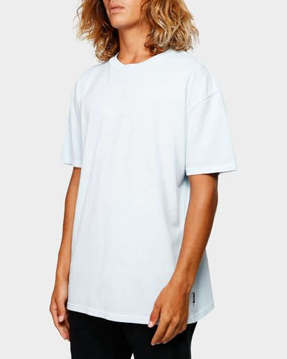 1 Rough Cut Short Sleeve Tee Blue 9592031 Billabong