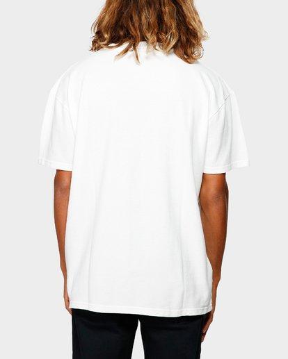2 Rough Cut Short Sleeve Tee White 9592031 Billabong