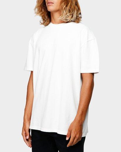 1 Rough Cut Short Sleeve Tee White 9592031 Billabong