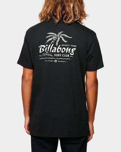 2 Phi Phi Tee Black 9592037 Billabong