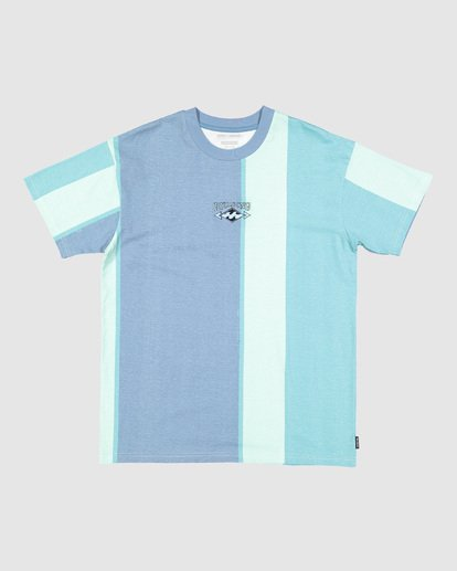 5 HUX TEE Blue 9592040M Billabong