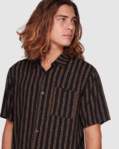 4 Tucker Vert Short Sleeve Shirt  9592220M Billabong