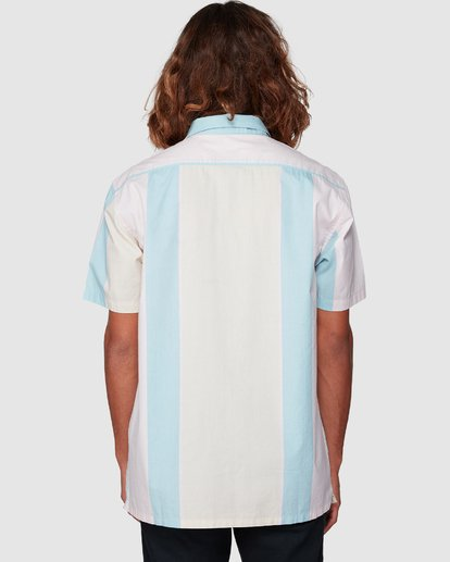 4 HUX SHORT SLEEVE SHIRT Pink 9592240M Billabong