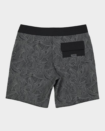 1 SUNDAYS PRO BOARDSHORTS Black 9592405 Billabong