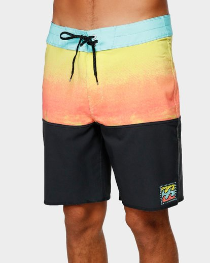 3 Fifty50 Fade Pro Boardshorts  9592409 Billabong