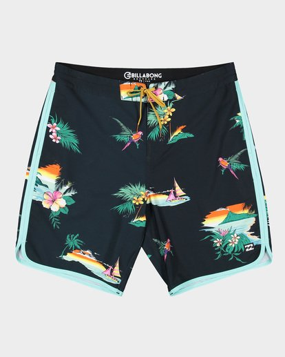 0 73 LINEUP LT BOARDSHORTS Black 9592417 Billabong
